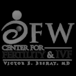 DFW Fertility - Mono Logo