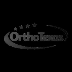OrthoTexas - Mono Logo