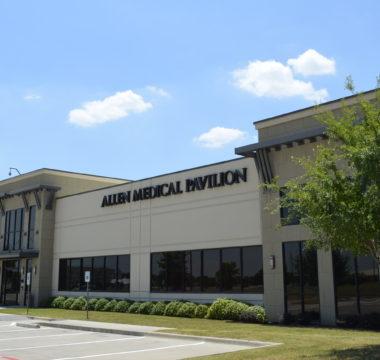 Allen Medical Pavilion